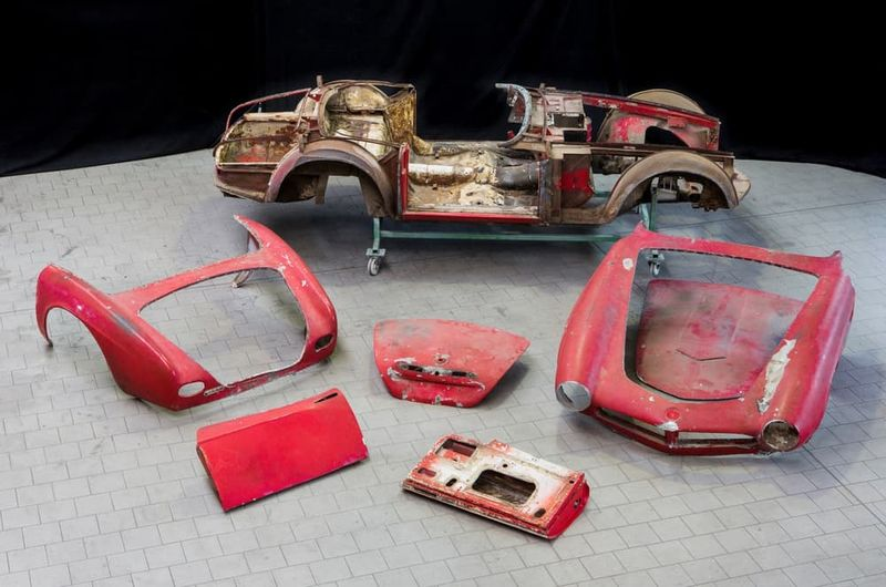 Resuscitated Rocker Cars