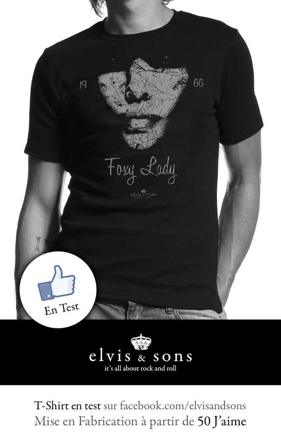 Elvis & Sons T-Shirt Series