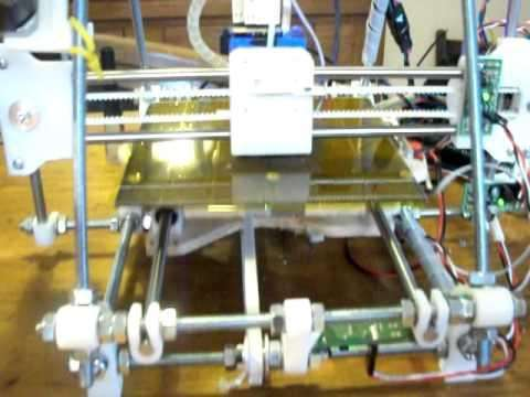 eMAKER Huxley affordable 3D printer kits