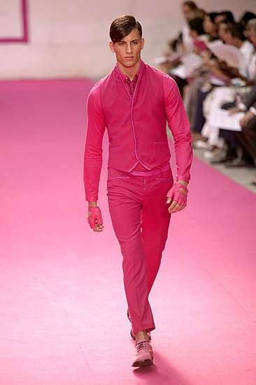 Cotton Candy Menswear
