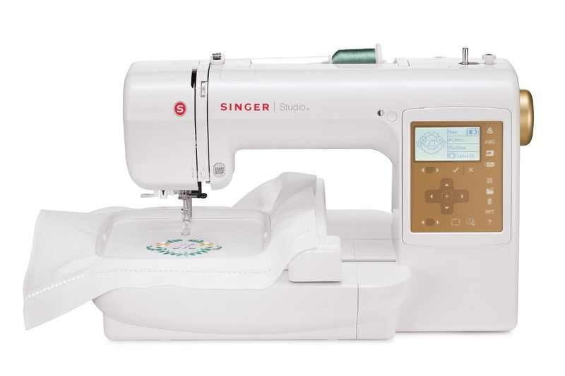 Custom Embroidery Machines