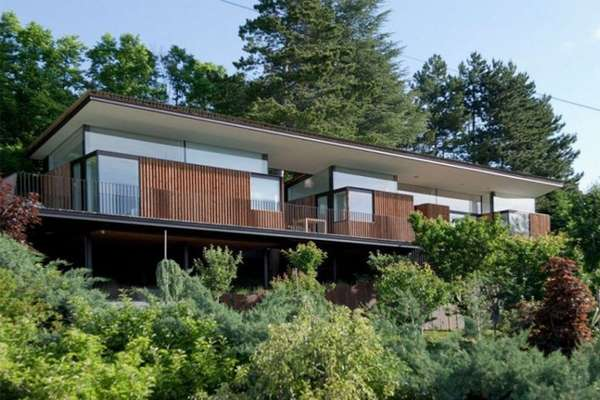 Contemporary Paneled Abodes