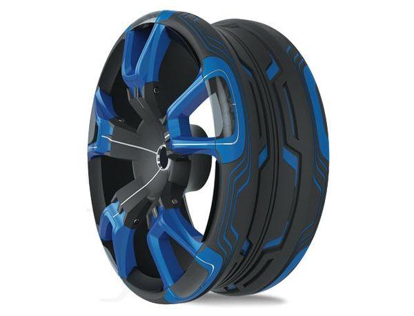 Shape-Shifting Car Tires