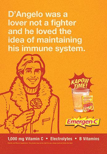 Effervescent Vitamin Beverages