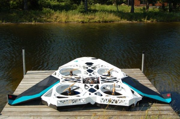Emergency Assistance Drones