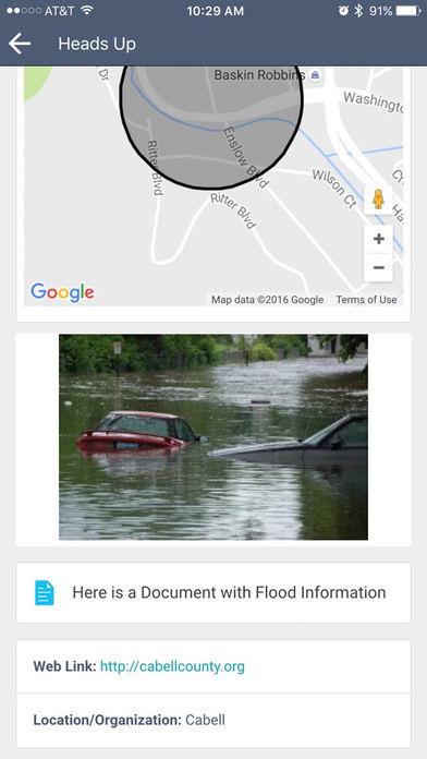Emergency Alert Apps