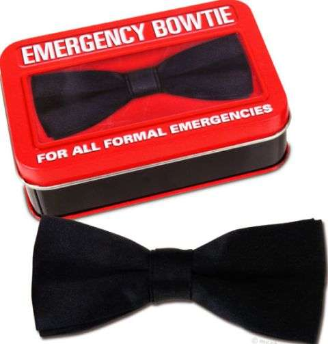 Emergency Formalwear
