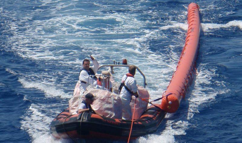 Refugee-Saving Floats