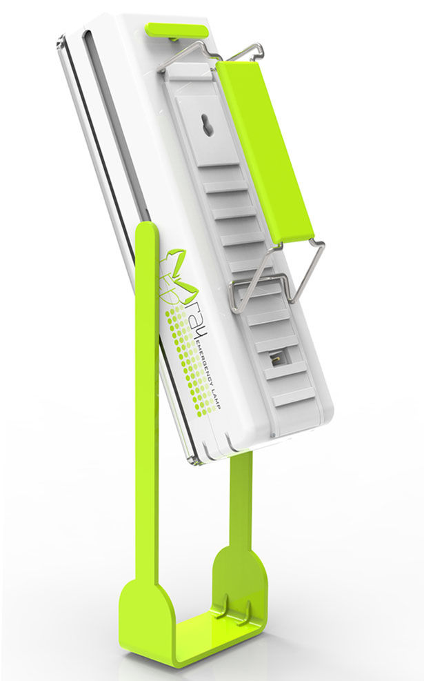 Modular Emergency Lamps
