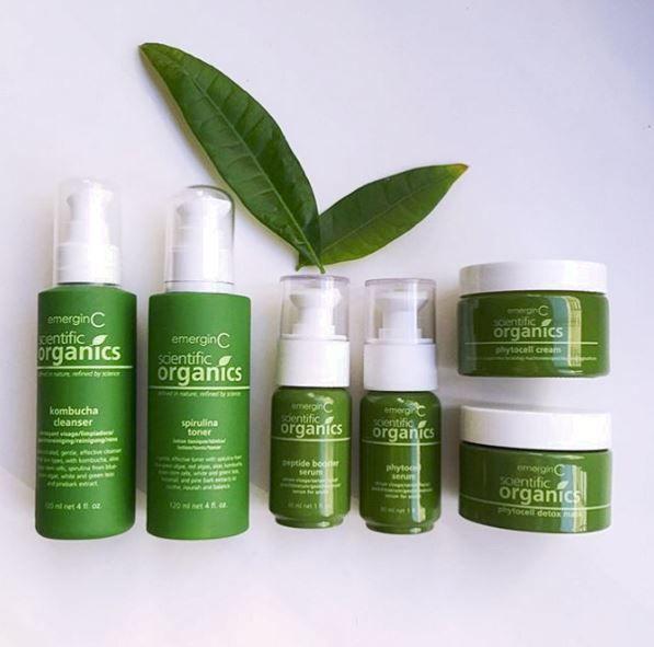 Nutrient-Promoting Skincare Branding