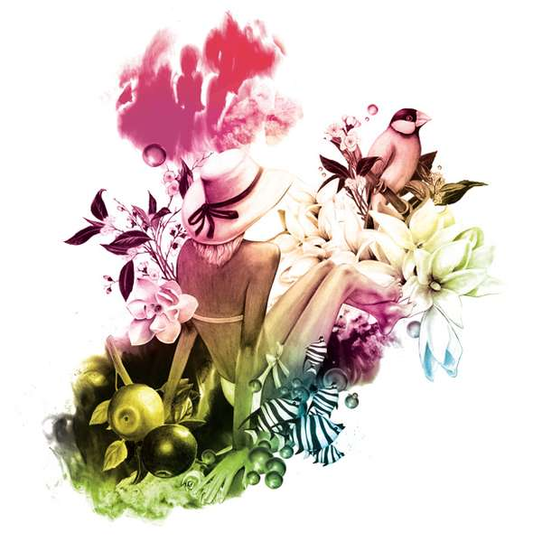 Creative Chromatic Illustrations