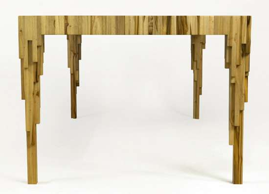 Dripping Wood Tables