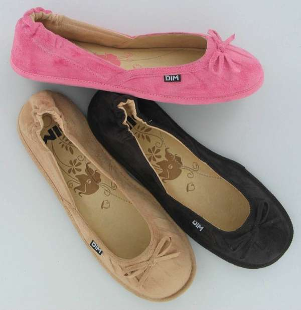 Sleek Comfy Footwear