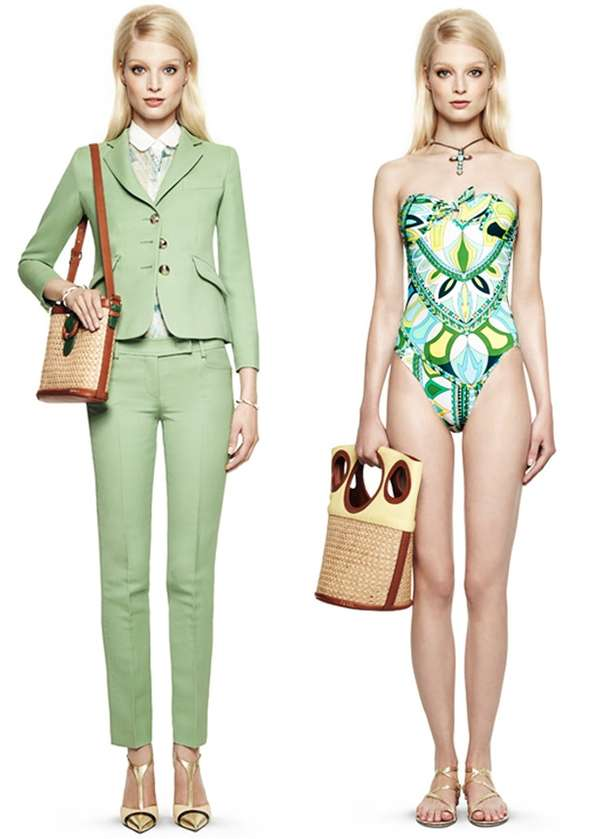 Color-Consuming Fashion