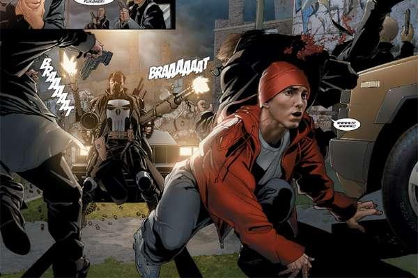 Comic Book Rappers