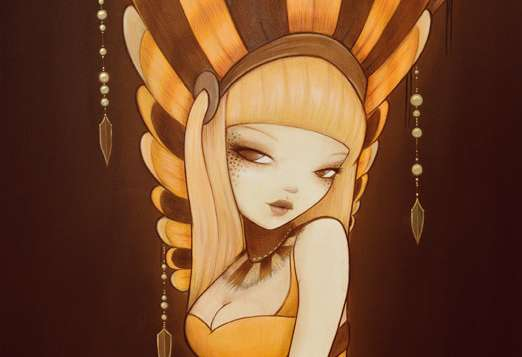Alluring Pixie Paintings