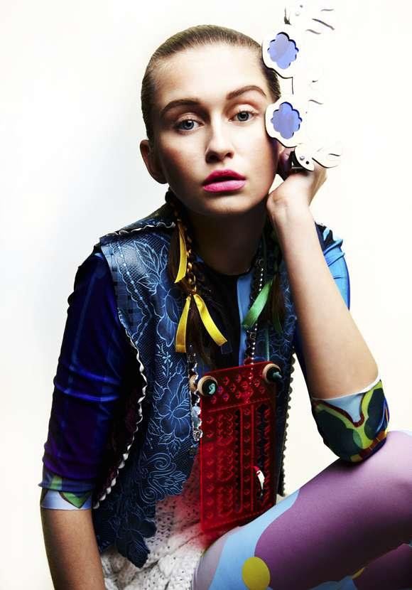 Futuristic Nordic Fashion