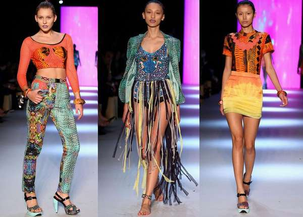 Trippy African Fashion