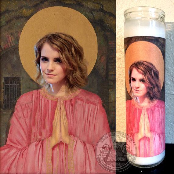 Celebrity Prayer Candles