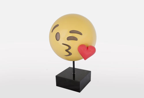 Popular Emoji Sculptures