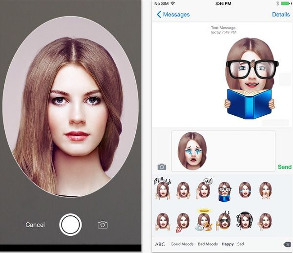 Personalized Emoji Apps