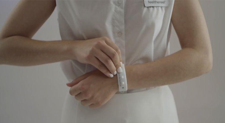 Feeling-Detecting Wristbands