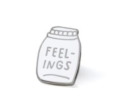 Upfront Emotive Pins