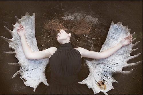 Mystical Emotive Portraits
