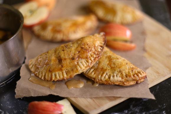 Vegan Autumnal Empanadas