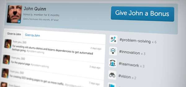 Social Employee Payment Platforms