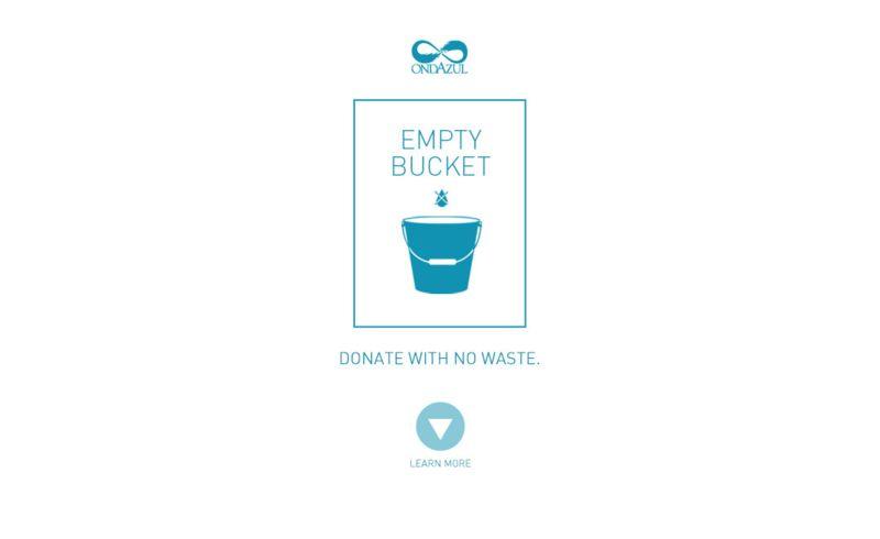 Empty Bucket Challenges