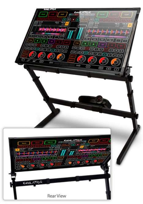 Touchscreen Midi Mixers