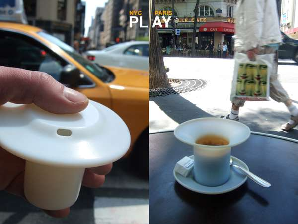 Transformer Coffee Cups