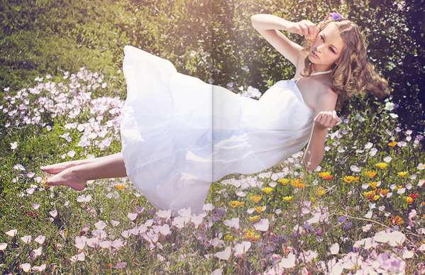 Floating Fairy Photography