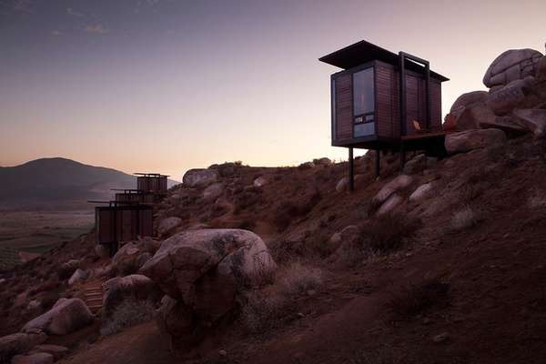 Stilted Cabin Retreats