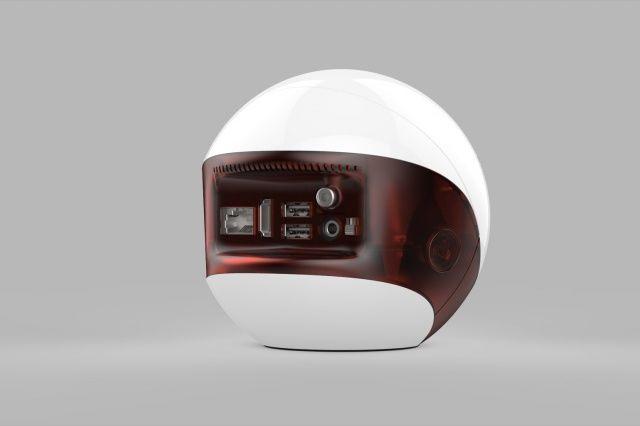 Spherical Mini Computers
