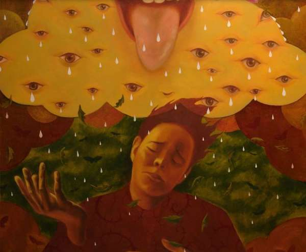 Outlandish Dream-Like Illustrations