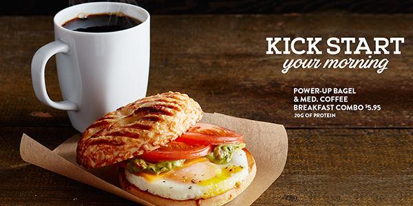 Energizing Breakfast Pairings