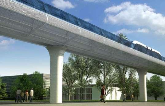 Sleek Solarized Monorails