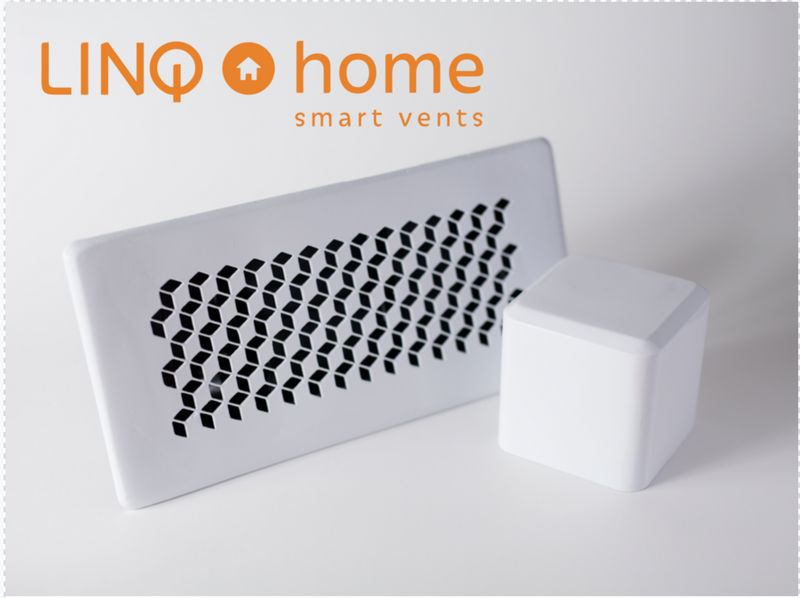 App controlled home vents energy saving home automation - Home automation energy saving ...