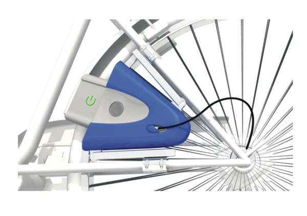 Power-Charging Bicycles