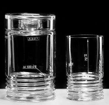 Engineered Drinking Glasses
