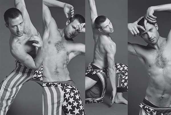 Pajama Dancing Pictorials