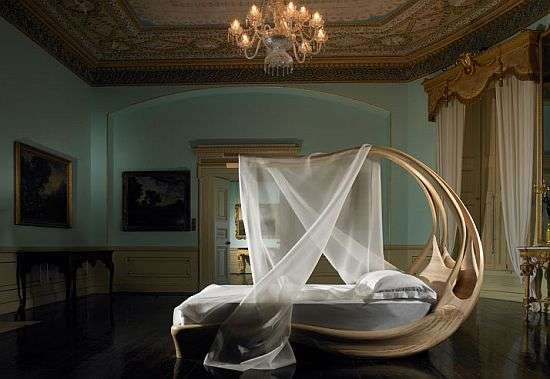 Extravagant Sleeping Structures