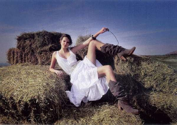 Country Maiden Frocks