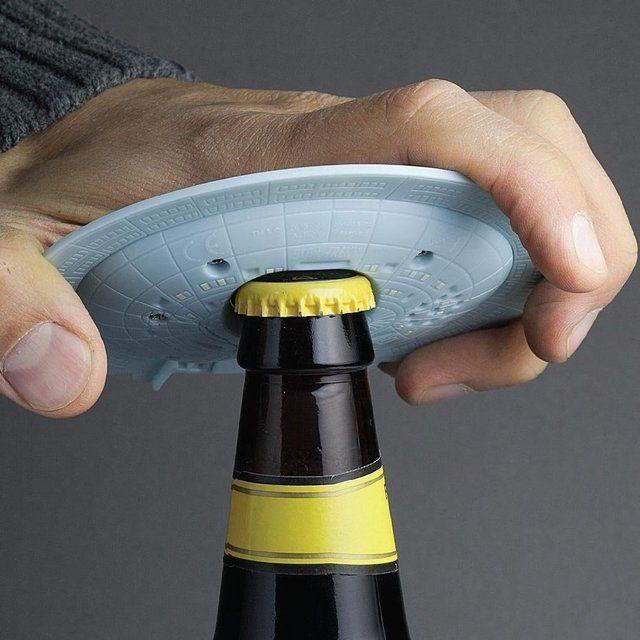 Galactic Spaceship Bottle Openers