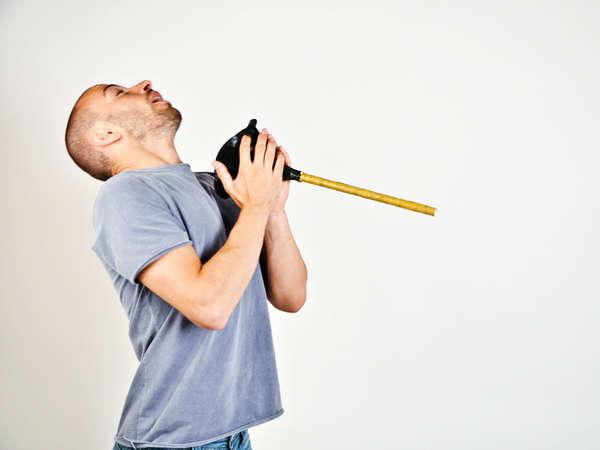 Eccentric Sneezing Masks