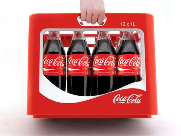 Durable Soda Carriers