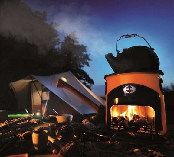 Earth-Saving Eco-Stoves