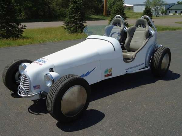 No Frills Eco-Roadsters